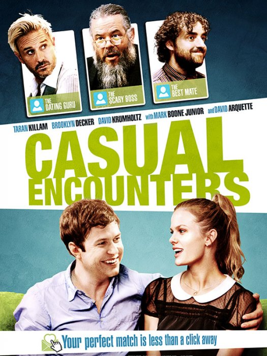 Casual Encounters : Affiche
