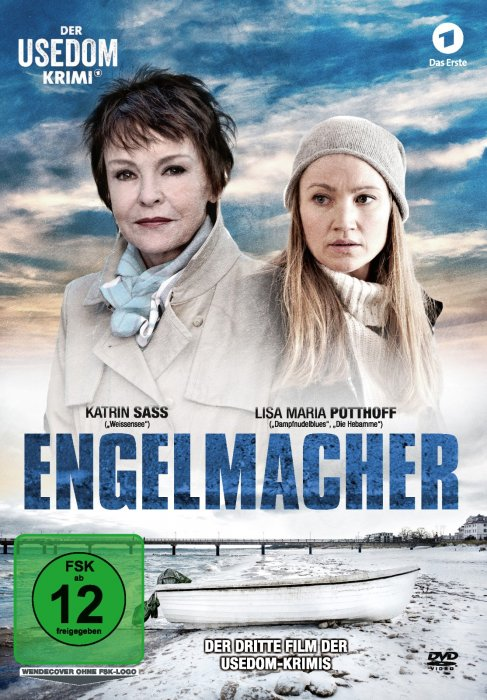 Baltic Crimes : La faiseuse d'ange : Affiche
