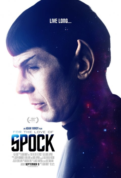 For The Love Of Spock : Affiche