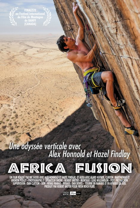 Africa Fusion : Affiche