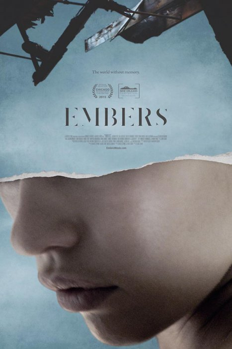 Embers : Affiche