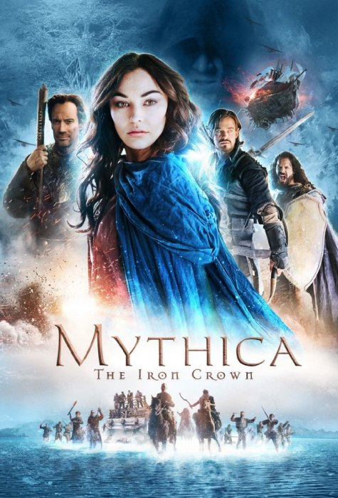 Mythica: The Iron Crown : Affiche