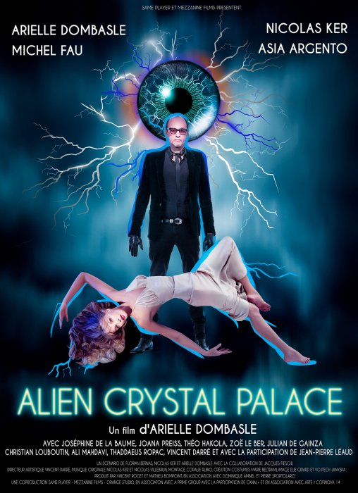 Alien Crystal Palace : Affiche