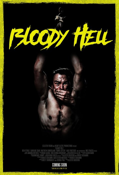 Bloody Hell : Affiche