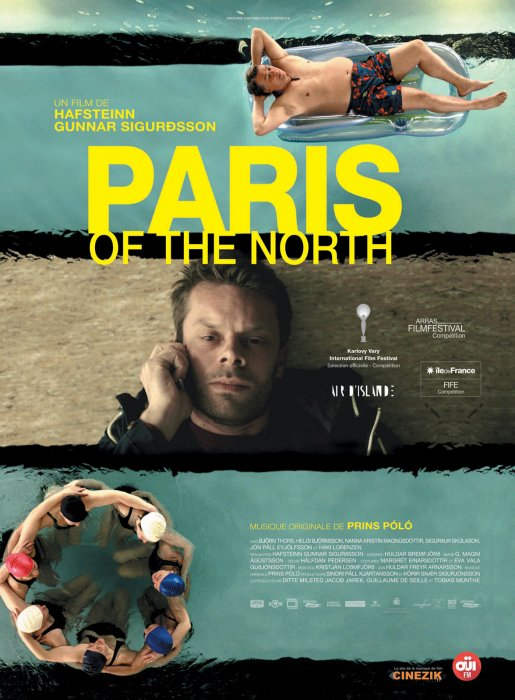 Paris of the North : Affiche