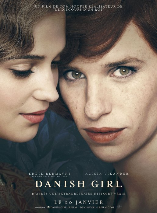 The Danish Girl : Affiche
