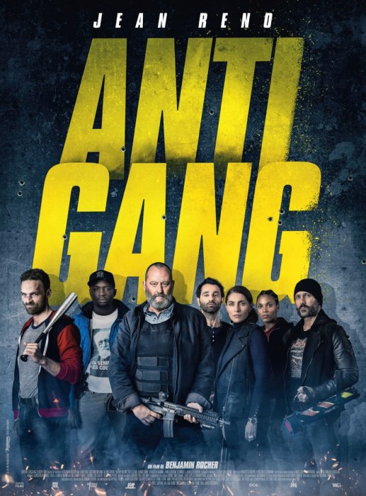 Antigang : Affiche