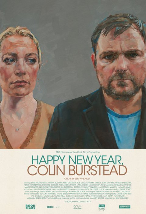 Happy New Year, Colin Burstead : Affiche
