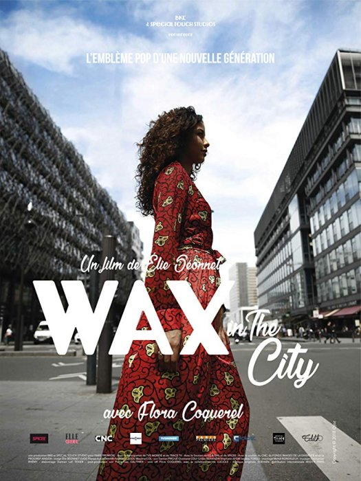 Wax in the City : Affiche