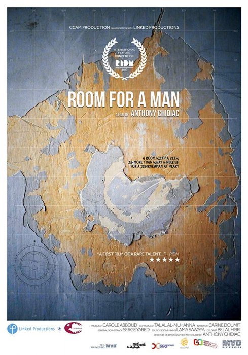 A Room for a Man : Affiche