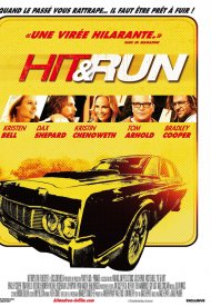 Affiche de Hit and run