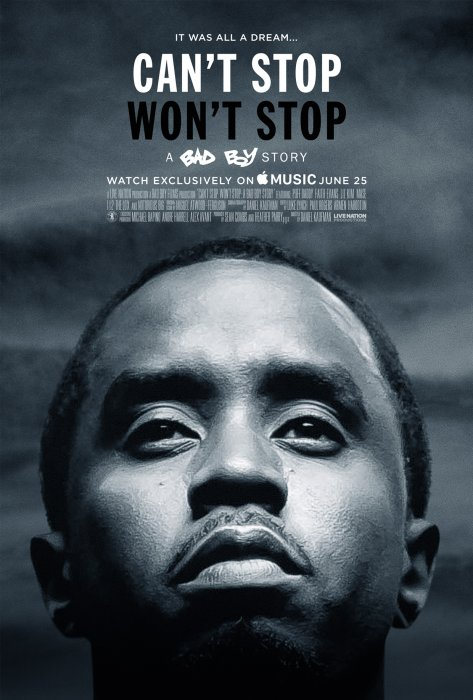 Can't Stop, Won't Stop: A Bad Boy Story : Affiche