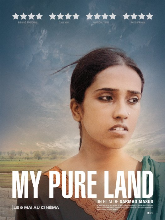 My Pure Land : Affiche