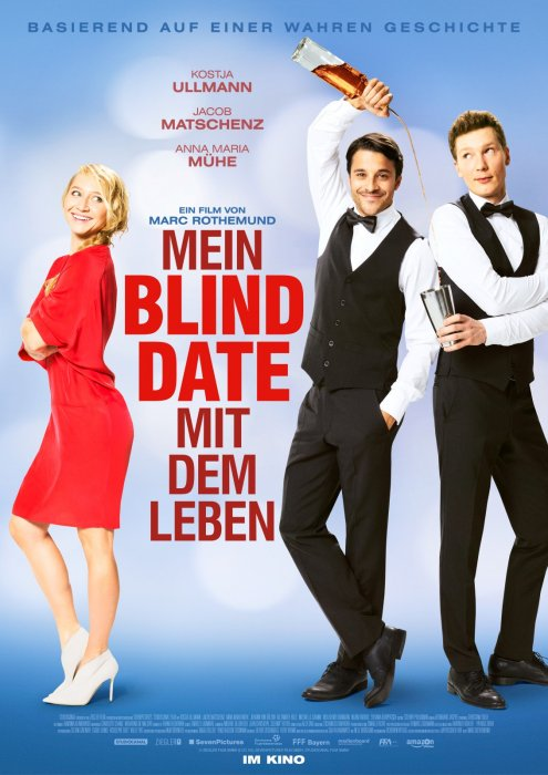My blind date with life : Affiche