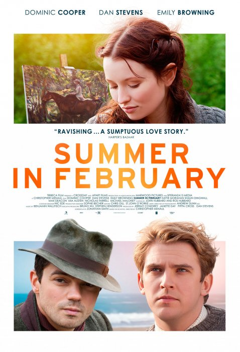 Summer in February : Affiche