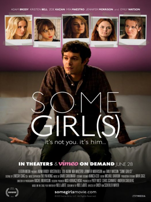Some Girl(s) : Affiche
