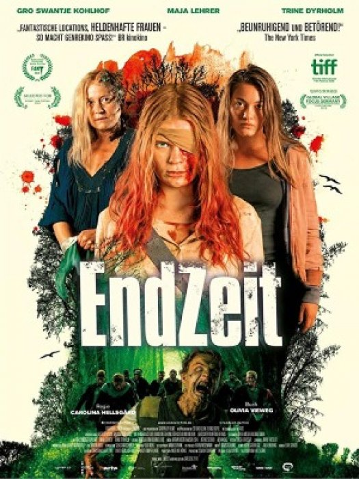 Endzeit - Ever After : Affiche