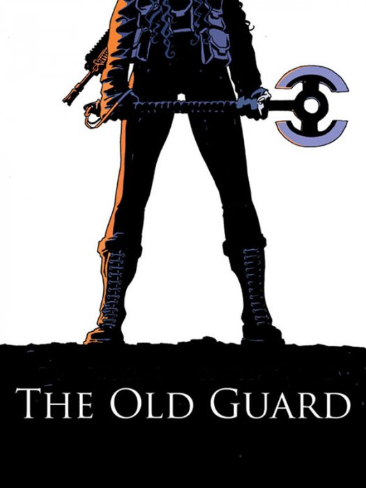 The Old Guard : Affiche
