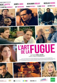 Affiche de L'Art de la fugue