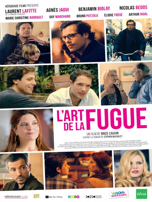 L'Art de la fugue : Affiche