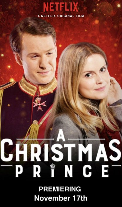 A Christmas Prince : Affiche