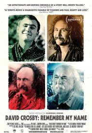 Affiche de David Crosby: Remember My Name