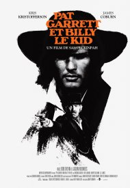 Affiche de Pat Garrett et Billy le Kid