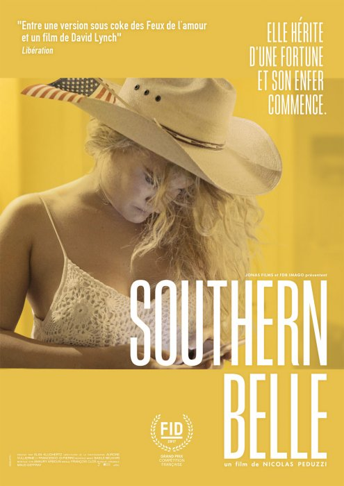 Southern Belle : Affiche