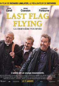 Affiche de Last Flag Flying