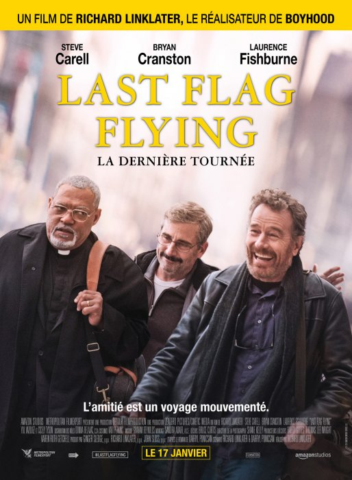 Last Flag Flying : Affiche