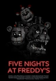 Affiche de Five Nights At Freddy's