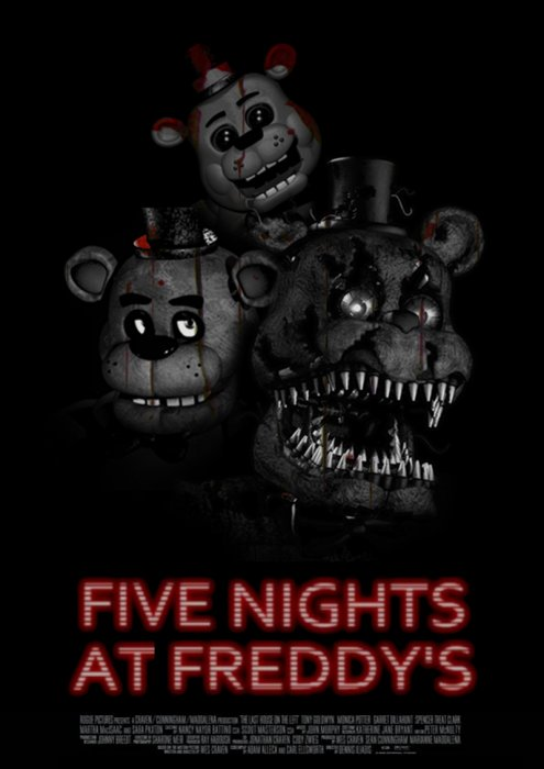 Five Nights At Freddy's : Affiche