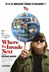 Affiche de Where To Invade Next