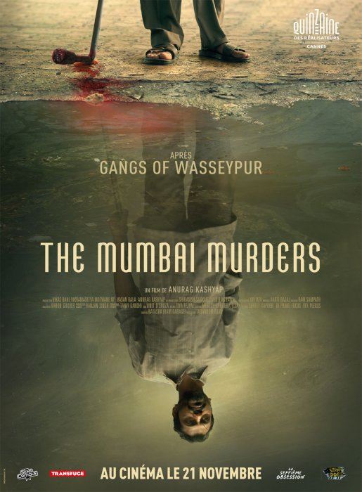 The Mumbai Murders : Affiche