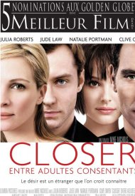 Affiche de Closer, entre adultes consentants