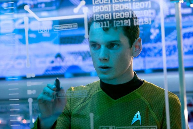Star Trek : Photo Anton Yelchin