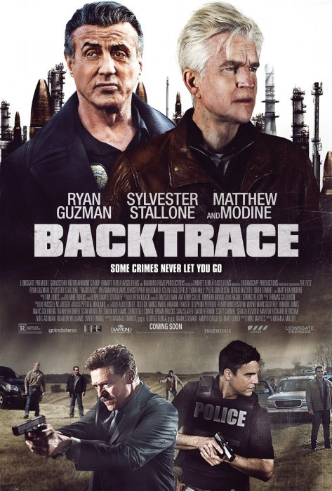 Backtrace : Affiche