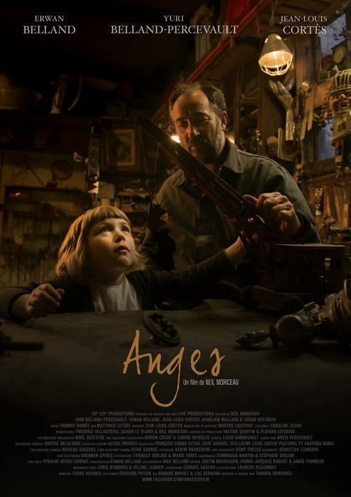 Anges : Affiche