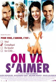 Affiche de On va s'aimer