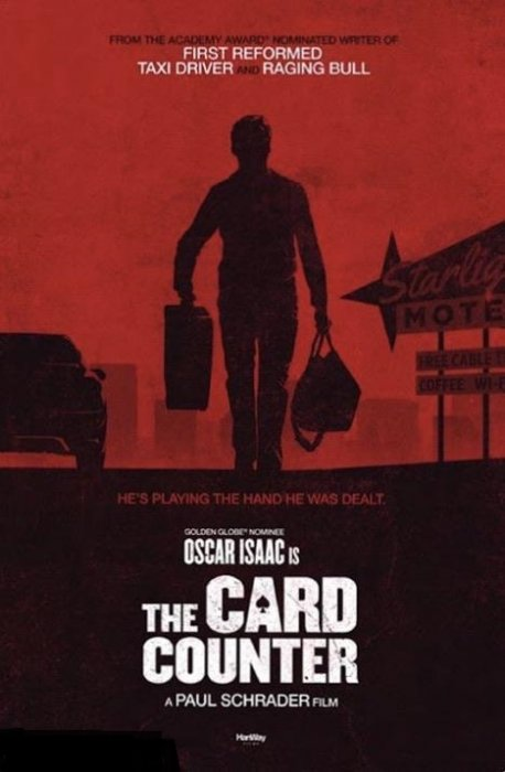 The Card Counter : Affiche