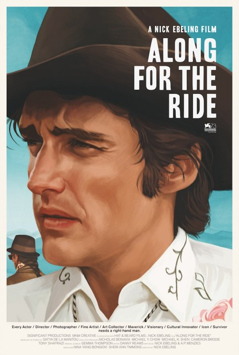 Along for the Ride : Affiche