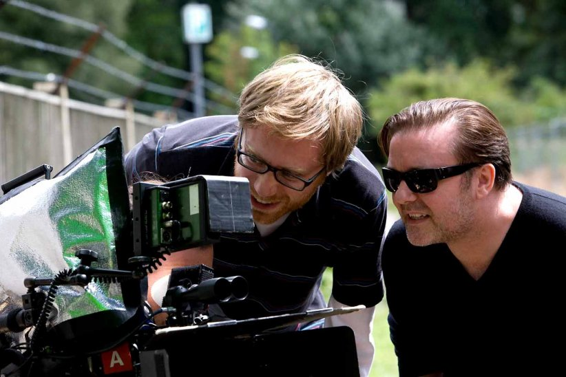 Cemetery Junction : photo Ricky Gervais, Stephen Merchant