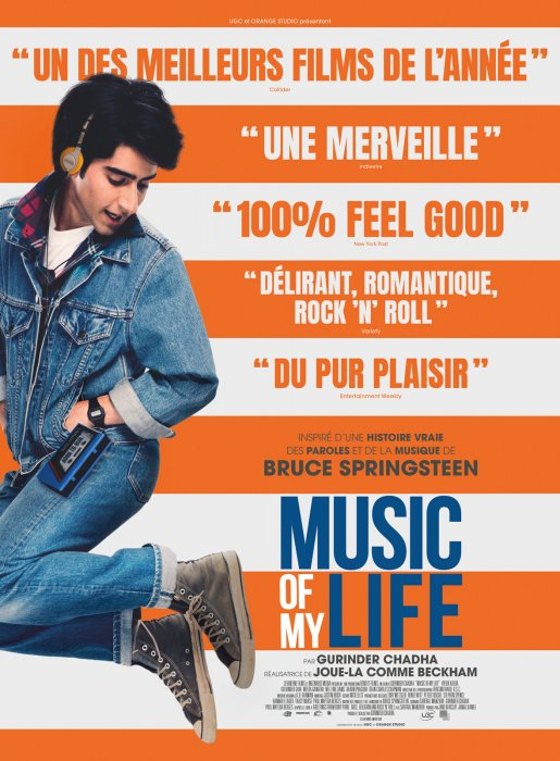 Music of my life : Affiche