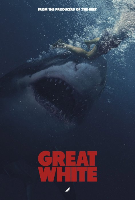 Great White : Affiche