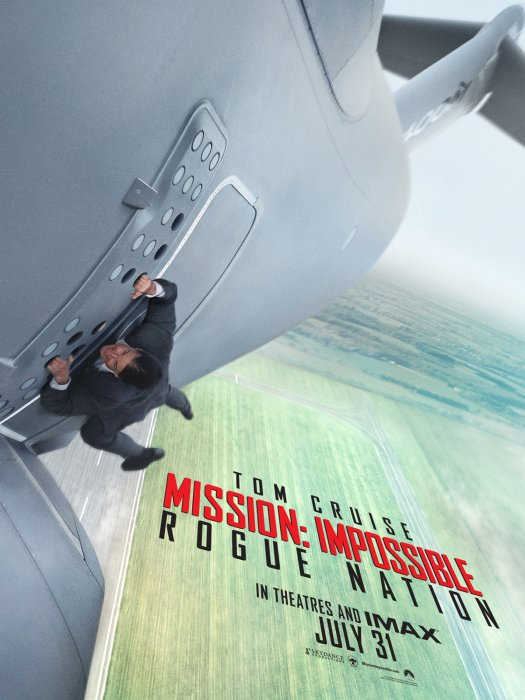 Mission: Impossible - Rogue Nation : Affiche