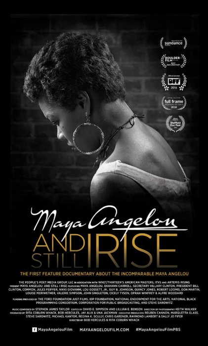 Maya Angelou: And Still I Rise : Affiche