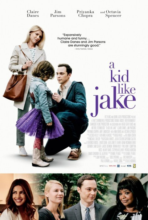 A Kid Like Jake : Affiche
