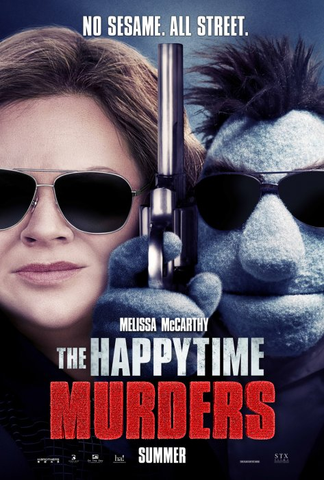 The Happytime Murders : Affiche