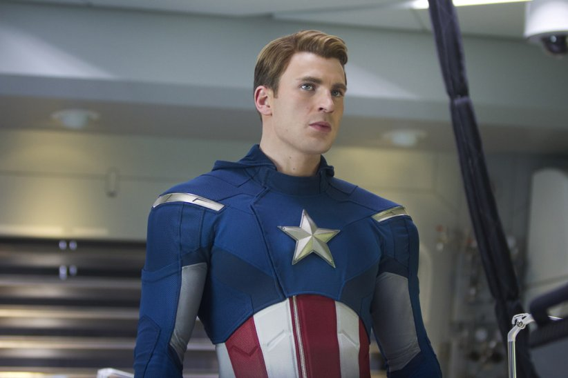 Avengers : Photo Chris Evans