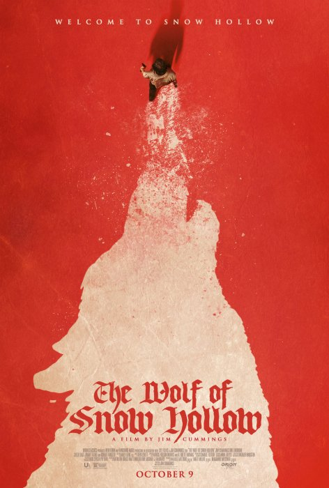 The Wolf of Snow Hollow : Affiche